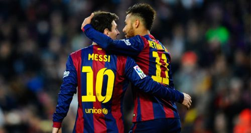 FC Barcelona – Levante; Składy