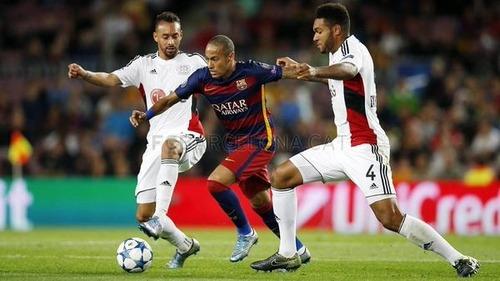 AS Roma – FC Barcelona; Składy