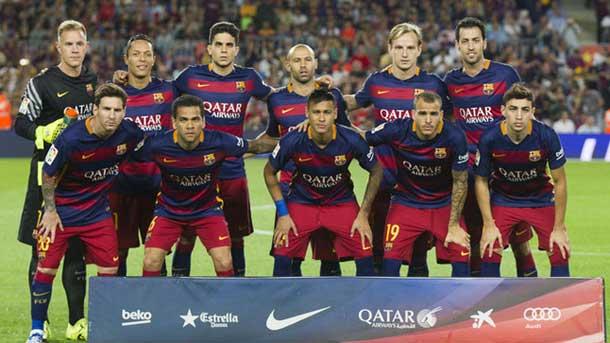 FC Barcelona – Las Palmas: składy