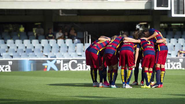 Atletico Levante – Barça B: Stać się lepszą drużyną