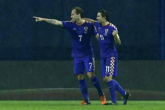 Wygrane Turcji i Chorwacji