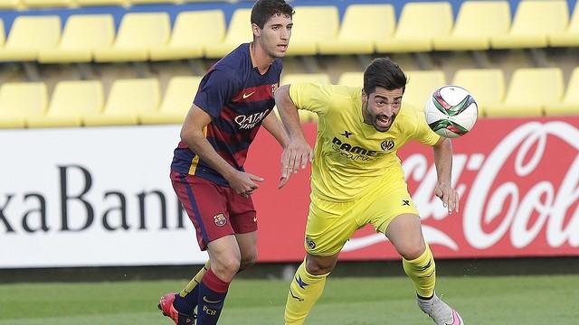 Villarreal B – FC Barcelona B: Remis na trudnym terenie (1:1)