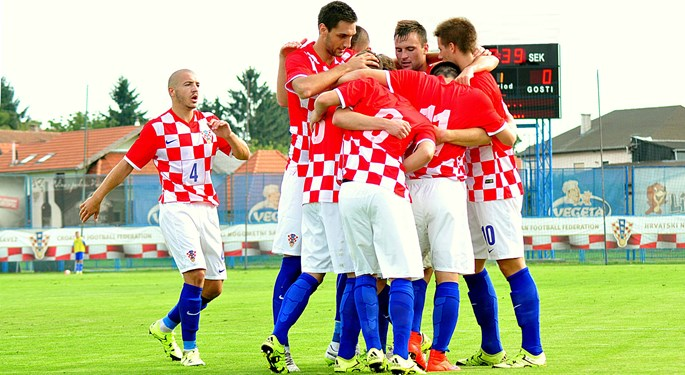Chorwacja U21 pokonała San Marino