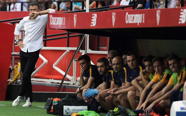 LE: W Barcelonie nikt nie lubi przegrywać