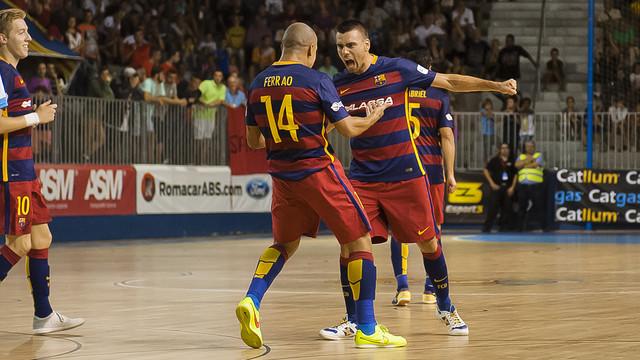 Goleada w Copa del Rey
