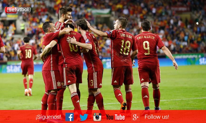 Hiszpania awansuje z pierwszego miejsca