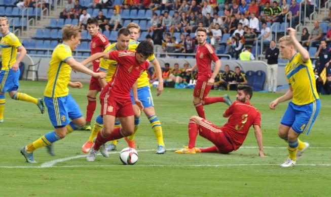 Hiszpania U21 remisuje ze Szwecją