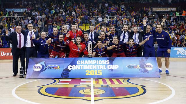 FC Barcelona zdobyła Copa Continental!