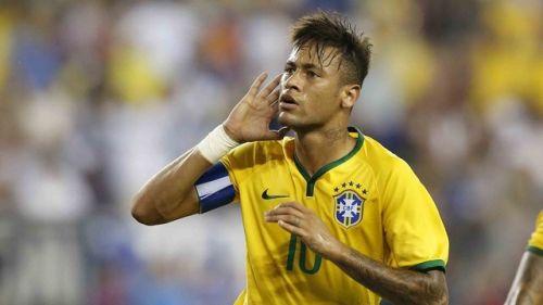 Neymar i Dani Alves powołani do reprezentacji