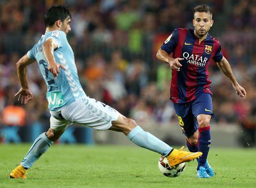 FC Barcelona – SD Eibar; Składy