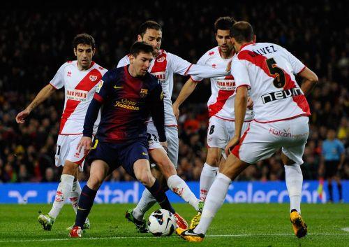 Zapowiedź meczu: FC Barcelona – Rayo Vallecano