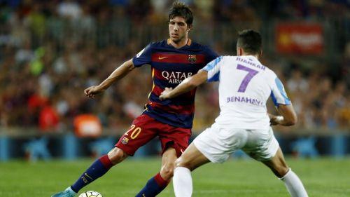 Villanovense – FC Barcelona; Składy