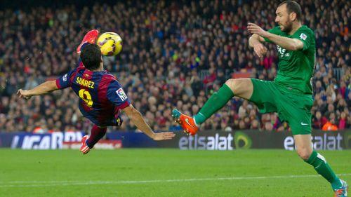 Getafe – FC Barcelona; Składy