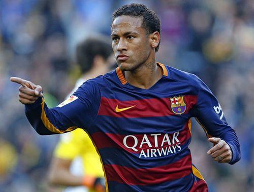 Neymar umacnia swoje prowadzenie w tabeli Pichichi