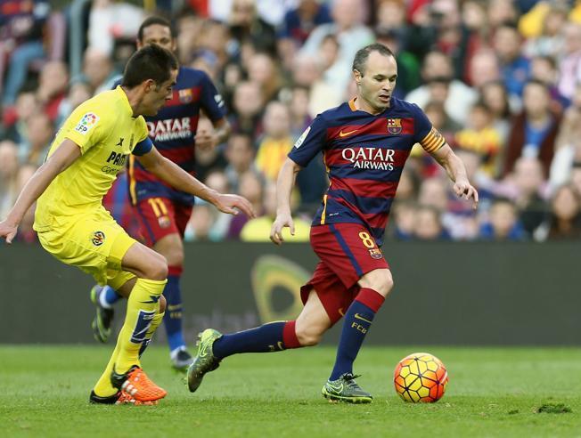 Iniesta: Moim największym marzeniem jest odejść na emeryturę w Barçy