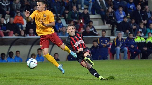 Reus Deportiu – FC Barcelona B: Bez szczęścia w Reus (1:0)