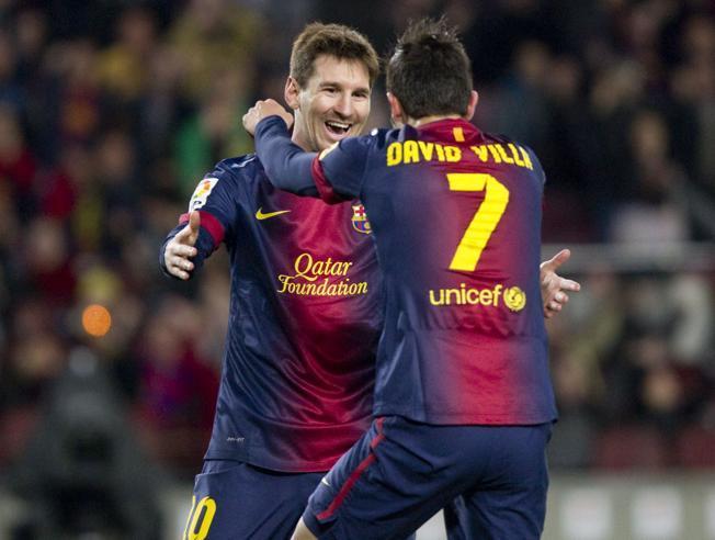 Villa: Mam nadzieję, że Messi wystąpi w El Clásico