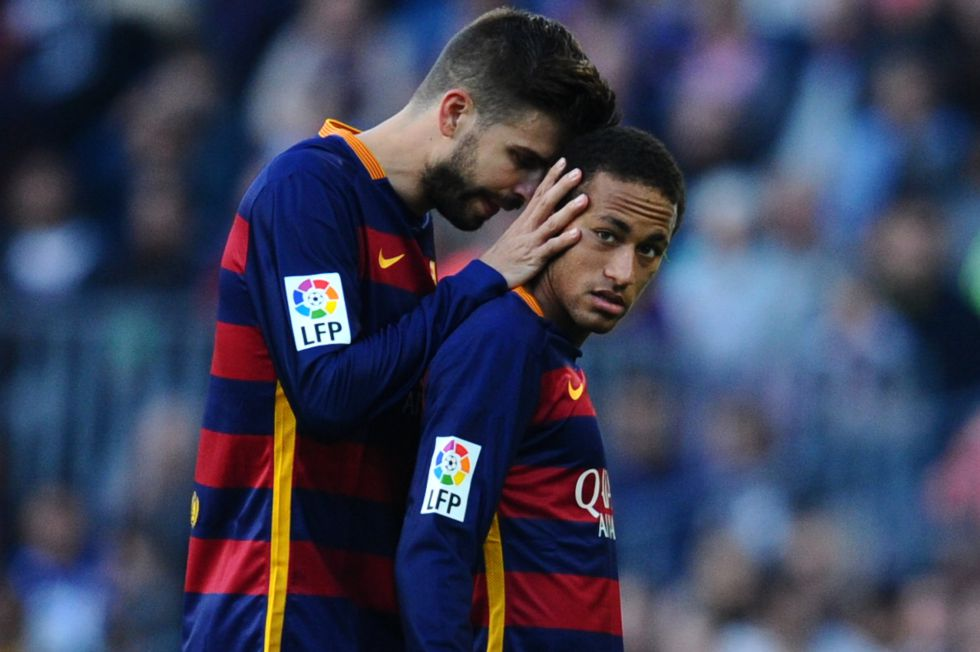 Piqué: Dla nas nasi napastnicy są najlepsi na świecie
