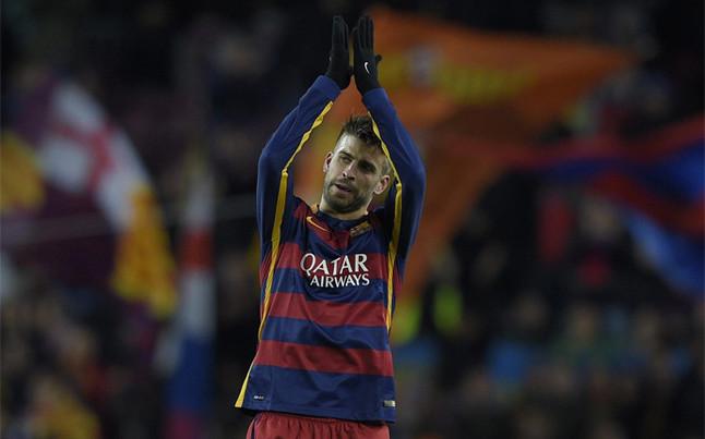 Gerard Piqué przed 200. ligowym występem w barwach FC Barcelony