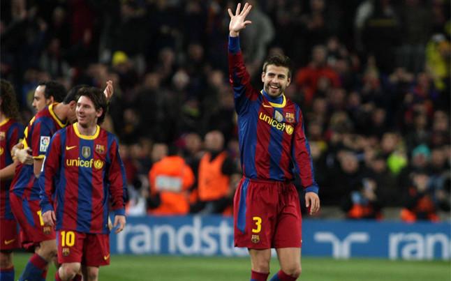 Piąta rocznica manity na Camp Nou