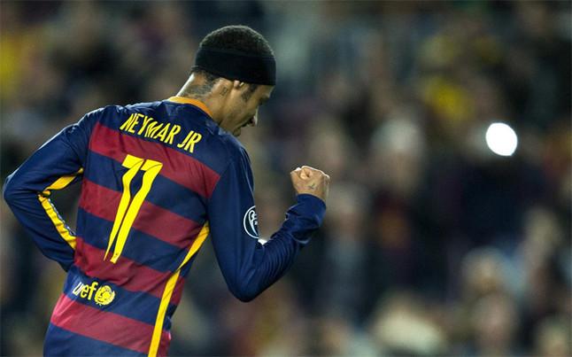 Neymar w najlepszej jedenastce czwartej kolejki Ligi Mistrzów