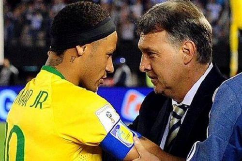 Argentyna remisuje z Brazylią
