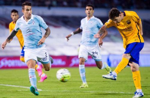 Messi ma problemy ze strzałami