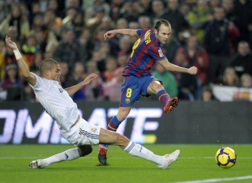 Andrés Iniesta gotowy do 32. El Clásico