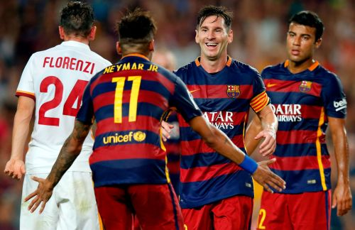Zapowiedź meczu: FC Barcelona – AS Roma