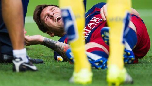 Messi może nie zagrać w El Clásico