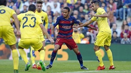 FC Barcelona – Villarreal CF; Składy