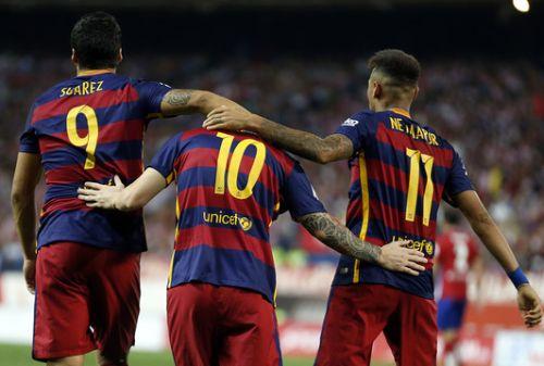 Najlepsze tridente FC Barcelony