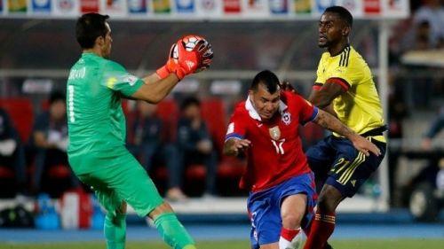 Chile remisuje, a mecz Argentyna – Brazylia przełożony