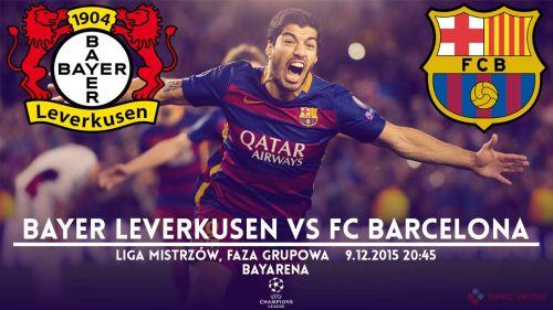 Zapowiedź meczu: Bayer Leverkusen – FC Barcelona