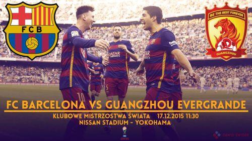 Zapowiedź meczu: FC Barcelona – Guangzhou Evergrande