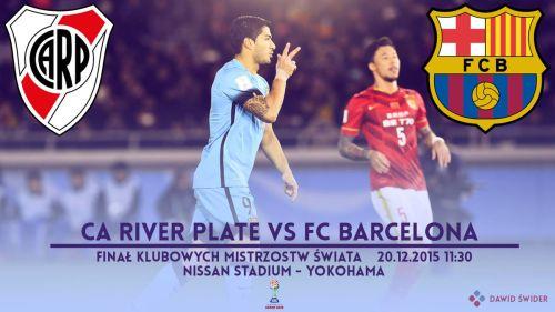 Zapowiedź meczu: River Plate – FC Barcelona