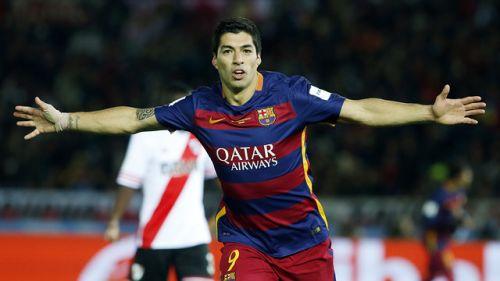 Udany rok Suáreza