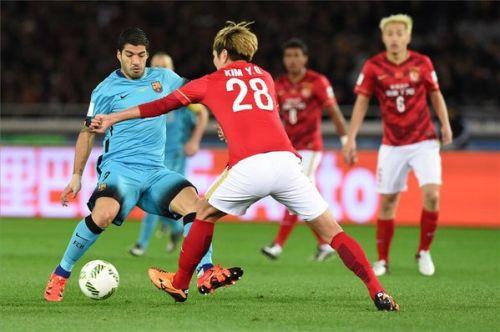 Suárez zapewnił finał: FC Barcelona – Guangzhou Evergrande 3:0