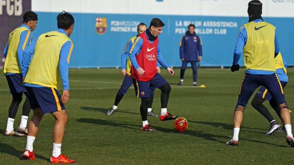 18 zawodników powołanych na mecz z Valencią