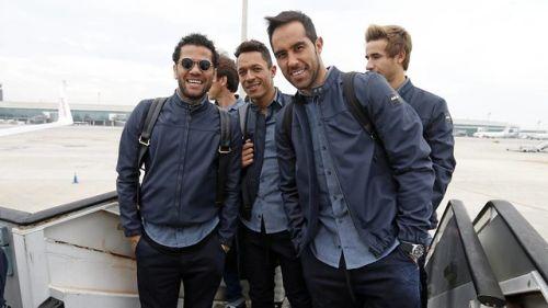 Piłkarze już w Walencji