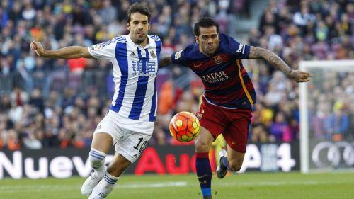 FC Barcelona – Villanovense; Składy