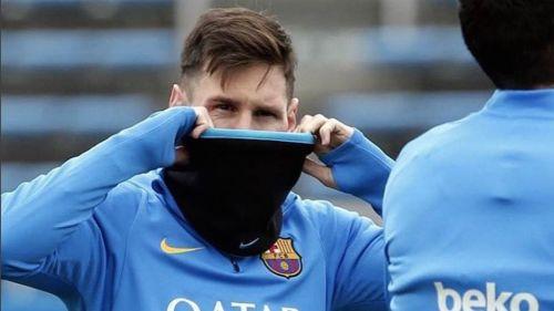Messi nie zagrał z powodu kolki nerkowej