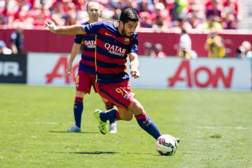 FC Barcelona – Guangzhou Evergrande; Składy
