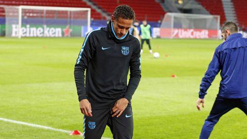 Potwierdził się uraz Neymara