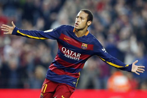 Neymar, Dani Alves i Rafinha nominowani do nagrody Samba Gold 2015