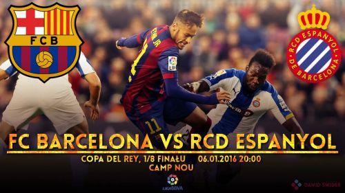 Zapowiedź meczu: FC Barcelona – RCD Espanyol Barcelona