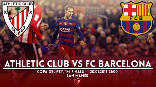 Zapowiedź meczu: Athletic Club – FC Barcelona