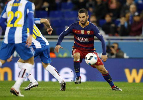 Zwycięstwo nad Espanyolem w liczbach
