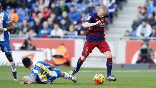 Falstart na początek nowego roku. Espanyol Barcelona – FC Barcelona 0:0