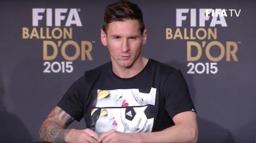 Messi: Wolę mistrzostwo świata od 5 Złotych Piłek